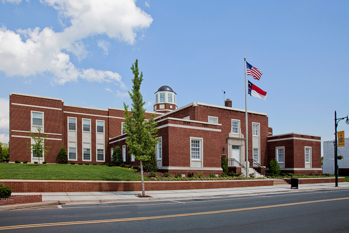 Albemarle City Hall