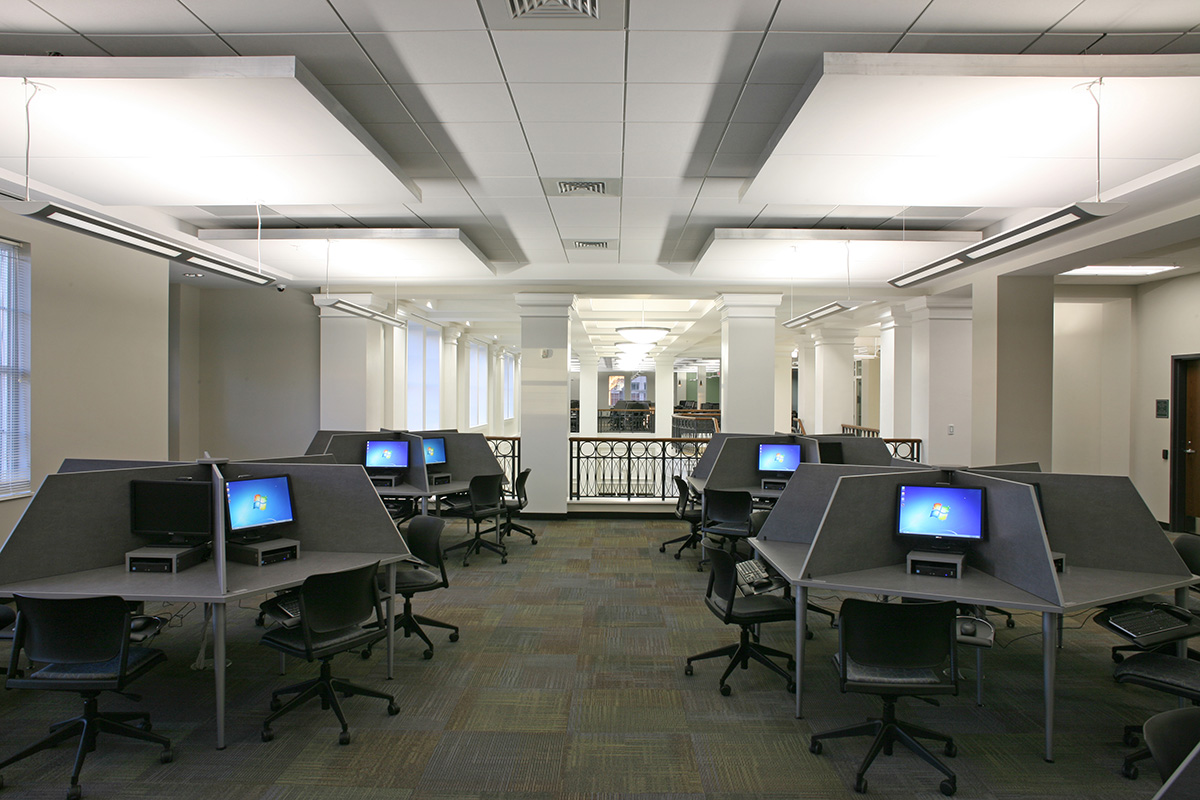Central Piedmont Community College, Dr. Tony Zeiss Classroom Building