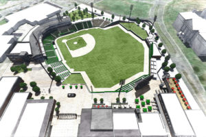 Kannapolis Intimidators Stadium