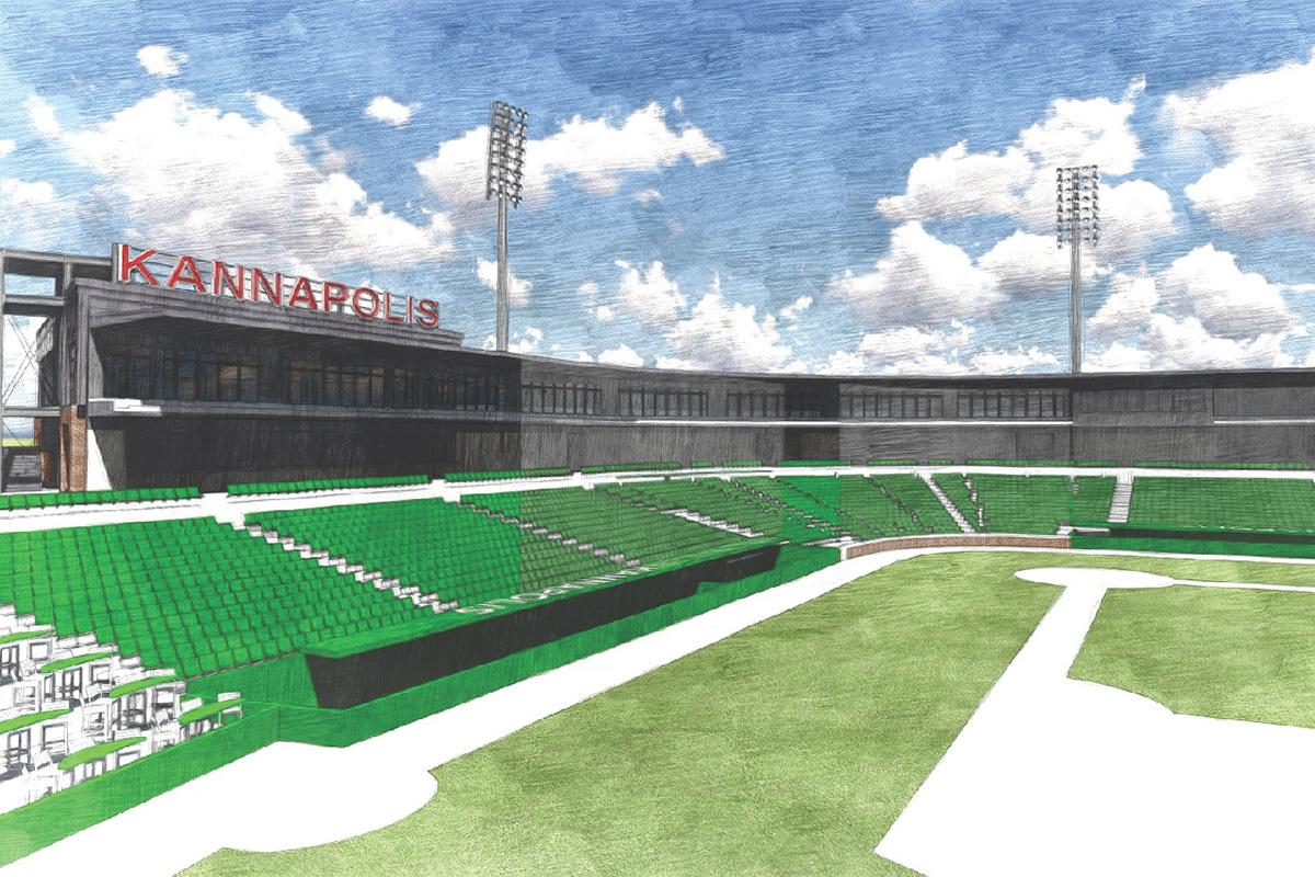 Kannapolis Intimidators Stadium