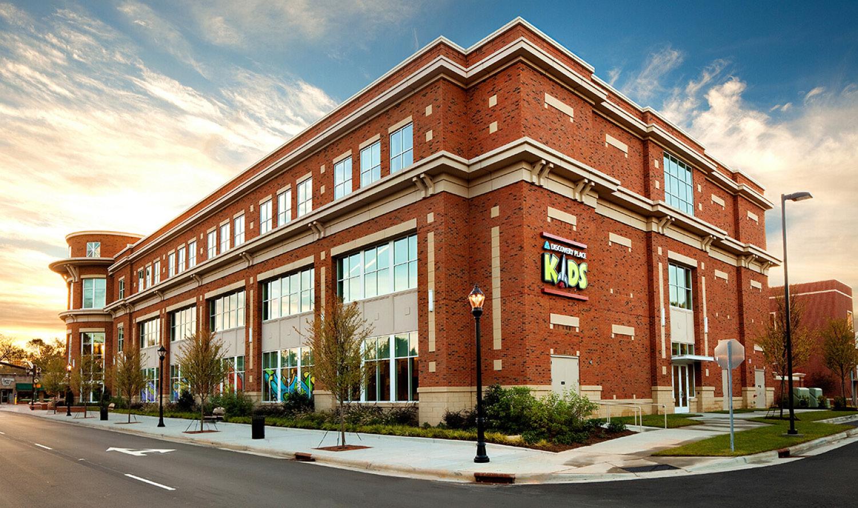Huntersville Town Center - Creech & Associates